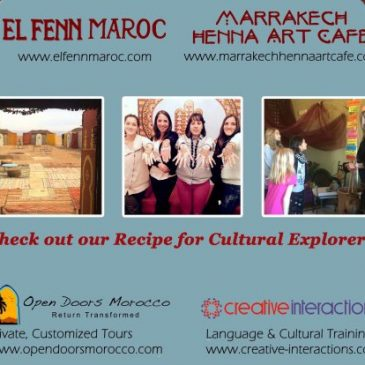 Partnering to promote cultural exchange
